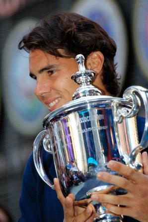 Rafa vainqueur de l'Us Open 2010 !
