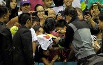 Rafa termine le chemin du PTT Thailand Open avec une série d'autographe