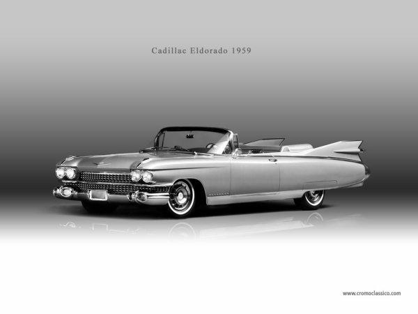 L'amour est une Cadillac Eldorado