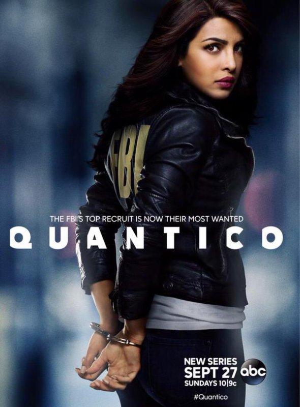 Nouvelle série Quantico