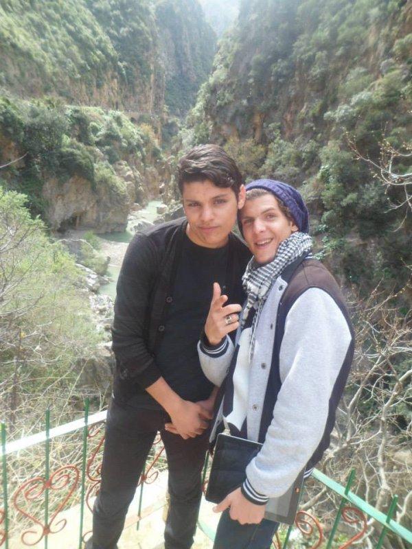 ME and my man  DJO WISH