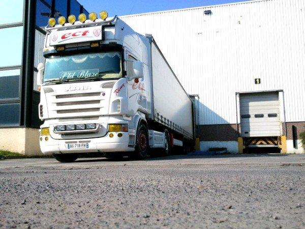 Nouveau camion de Remy