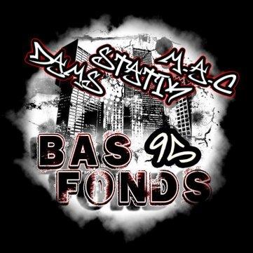 DAMS (Bas-Fond-Officiel95) feat GRAZIK - venu du ciel !!! (2011)