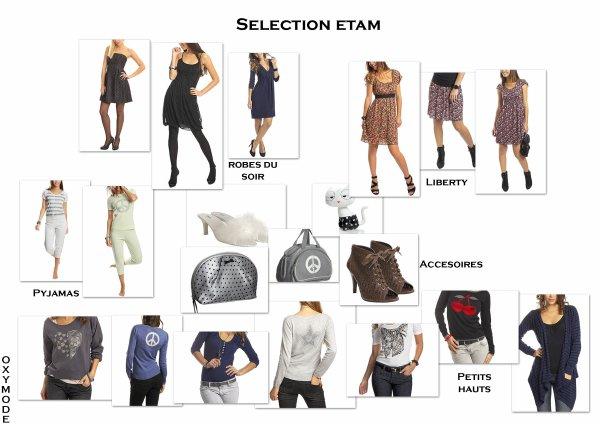Selection Etam