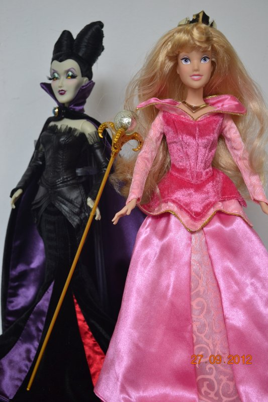 designer vilain et princesse