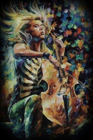 Certaines mélodies caressent les âmes, et nous bercent d'une sensation unique.