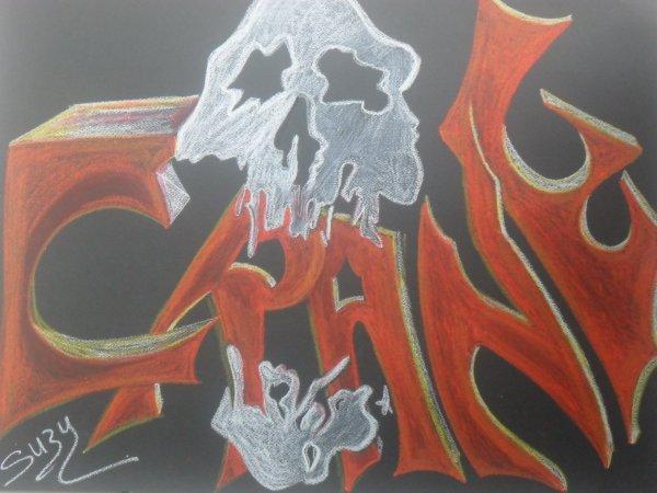 Graff n°1 par Suzy