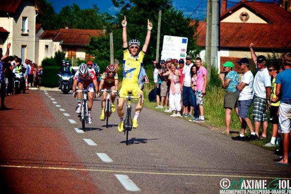 Tom Bossis Champion Rhône Alpes