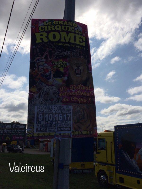 CIRQUE DE ROME