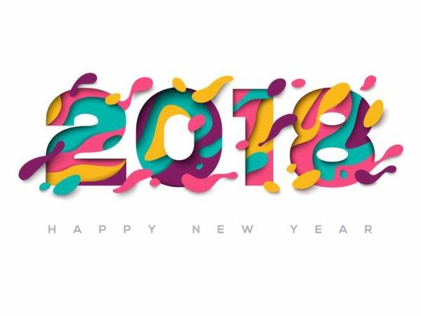 Bonne année, bonne santé et meilleurs v½ux !
