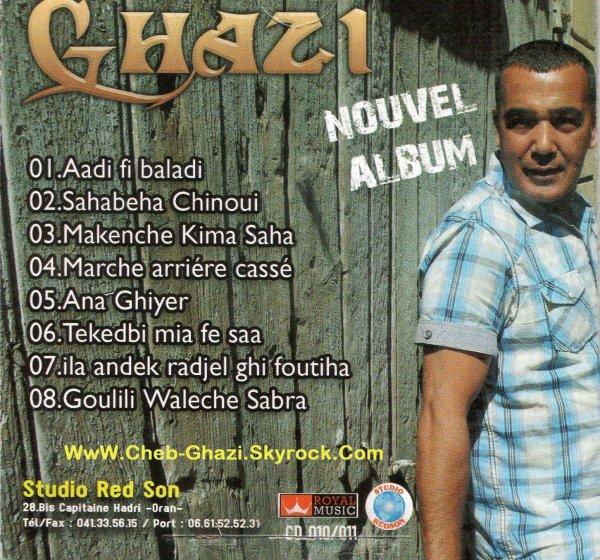 chadi badi cheb ghazi