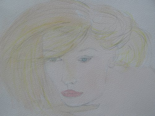 Portraits : Sophie