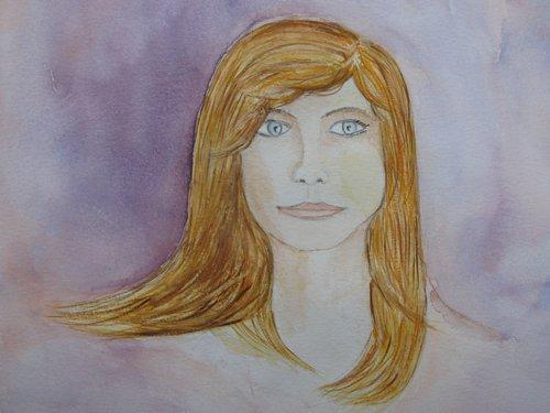 Portraits : Coline