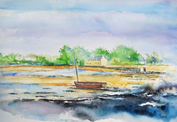 Le Moulin à marée de Pen Castel à Arzon