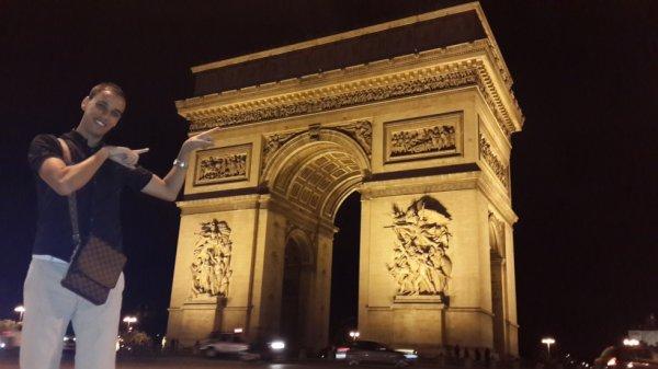 act de triomphe paris