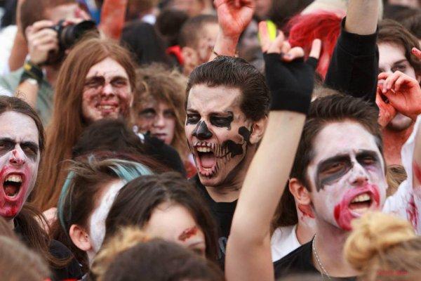 Zombie Walk 2013 - Bordeaux