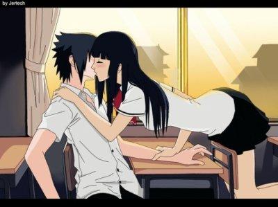 ♥ Hinata  x Sasuke ♥