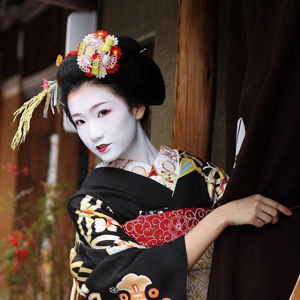 en mode Geisha