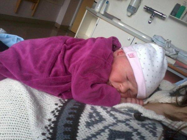 Ma filleule Léna
