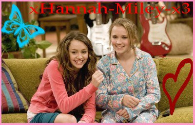 Miley et Lilly