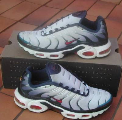 air max dégradé bleu
