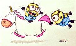 Les licornes qui partent en sucette...