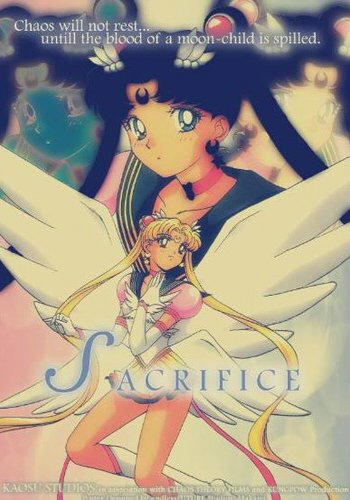 sailor moon Sacrifice