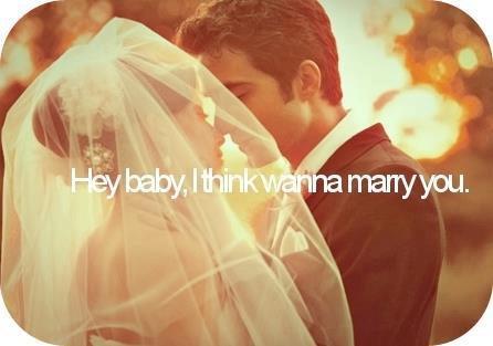 Le mariage *__* ♥