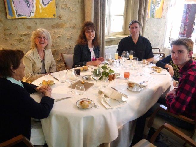 Restaurant Gastronomique  Ef Bf Bd Vaux Le Penil