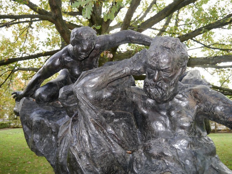 Robert Doisneau au Musée Rodin de Meudon