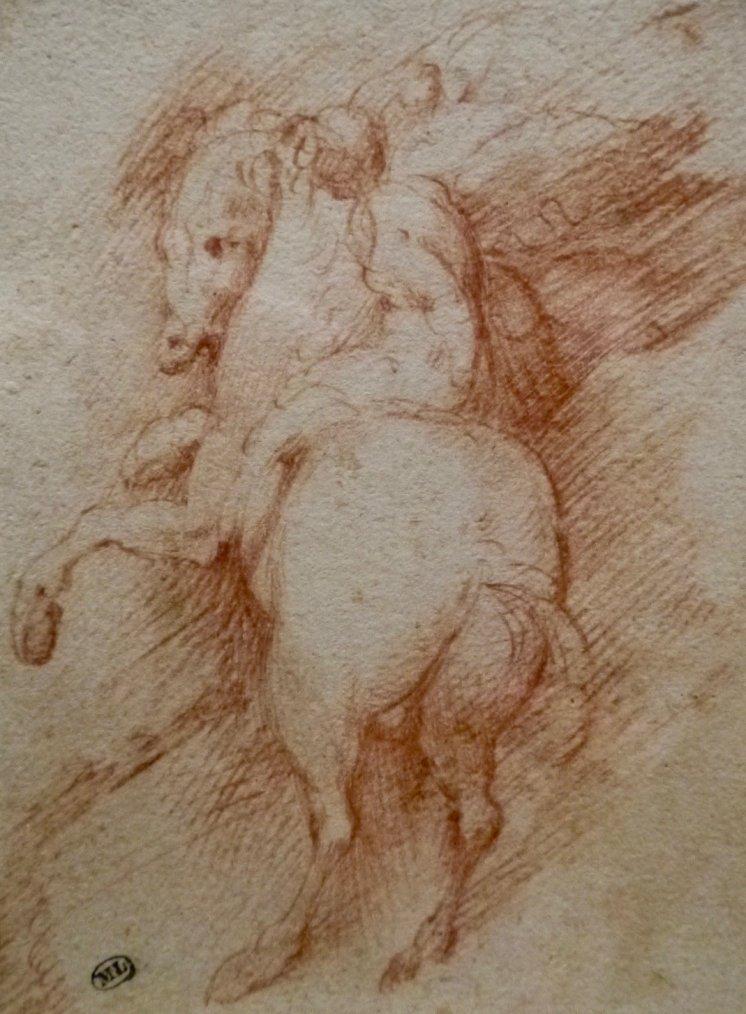 Parmigianino au Louvre