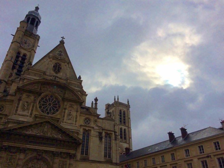 Saint-Étienne du Mont