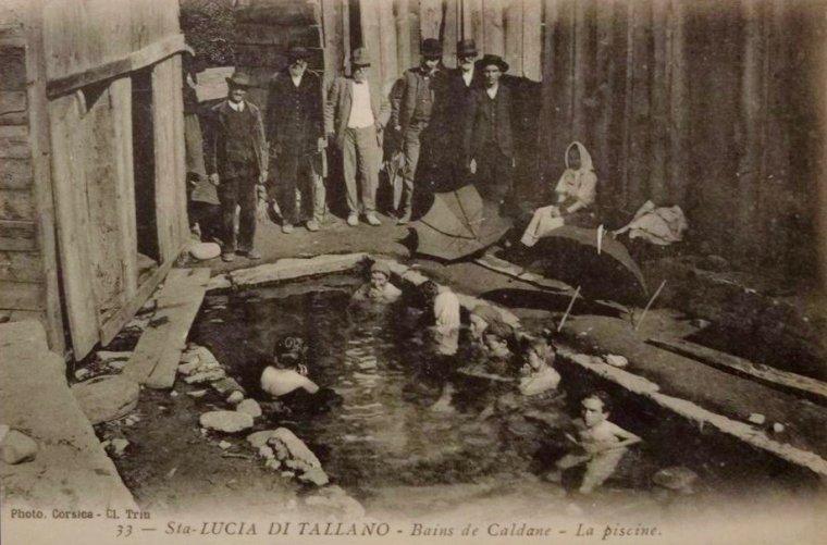 Les bains de Caldane