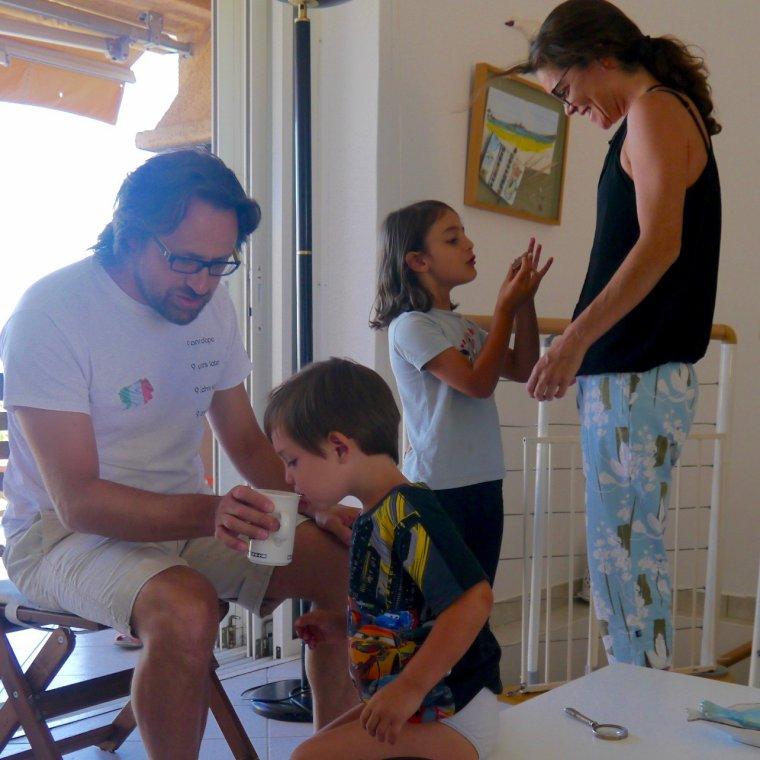 Les Italiens en Corse