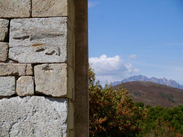 Ruines médiévales de la Castagniccia