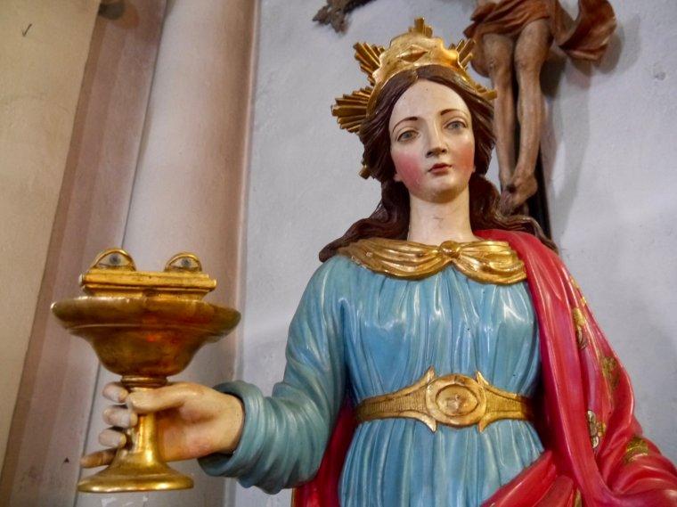 Santa Lucia di Tallà