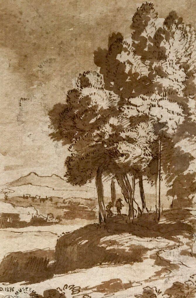 Dessins français au XVIIme siècle