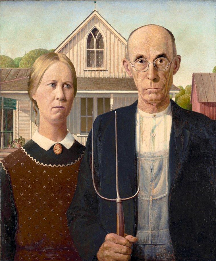 La peinture américaine 1930