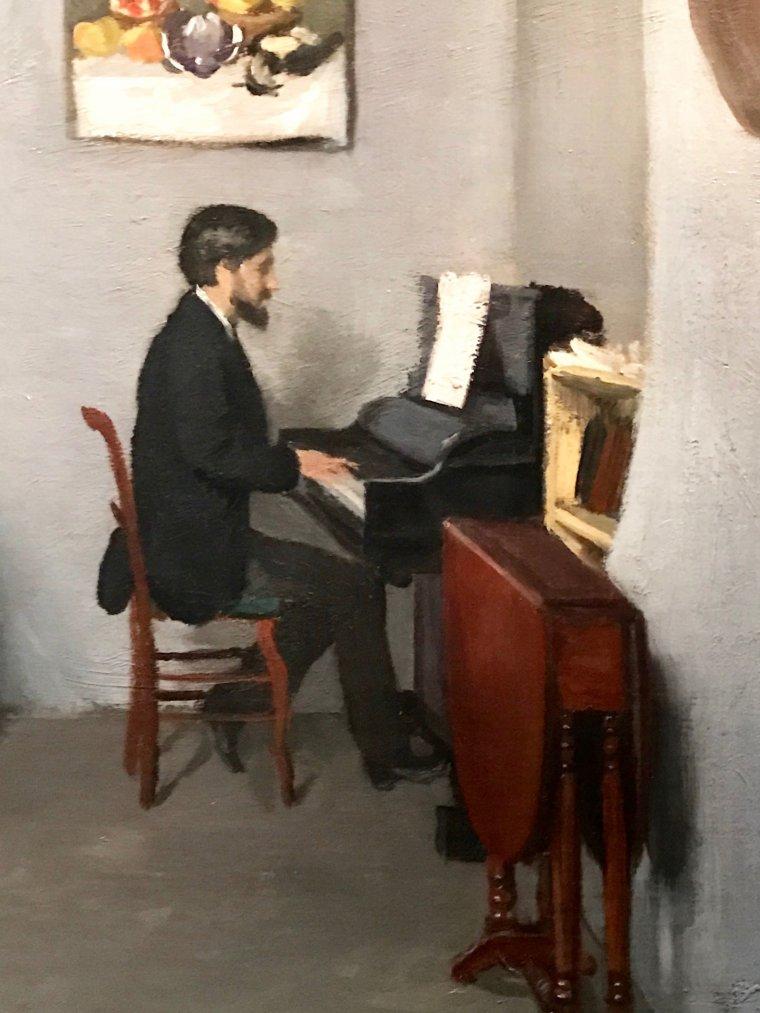 Frédéric Bazille (1841 - 1870)