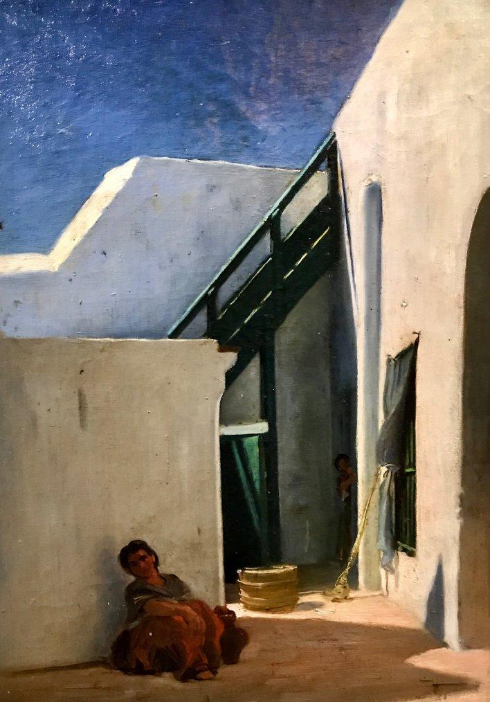 Musée des Augustins : « Fenêtres sur cours »
