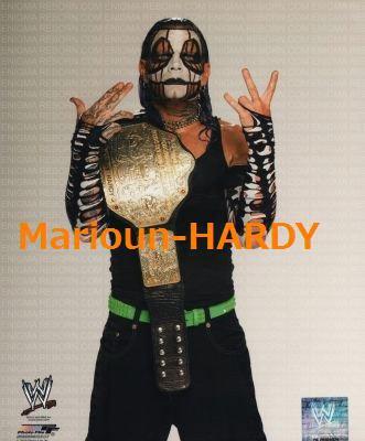 Jeff HARDY champion
