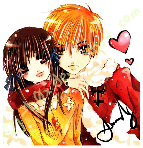 ♥  Kyo et Tohru  ♥