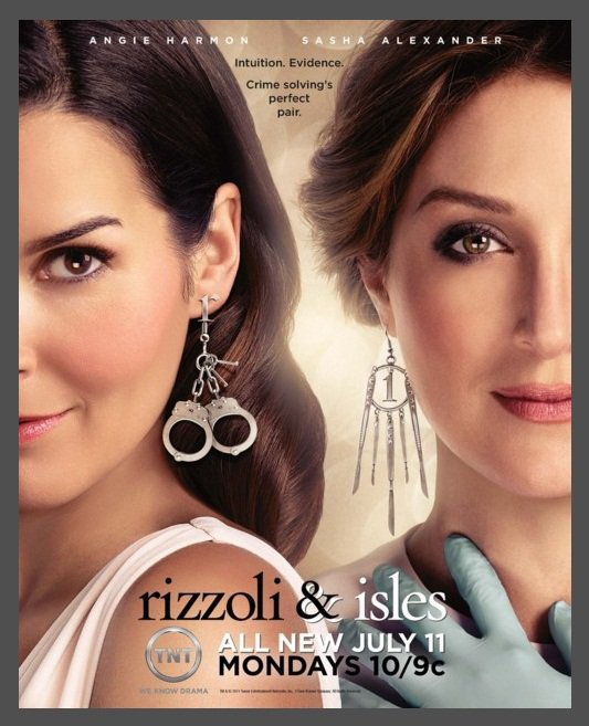 Rizzoli & Isles Saison 2 !
