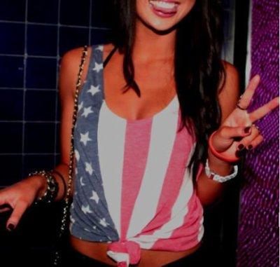 I Love U.S.A <3