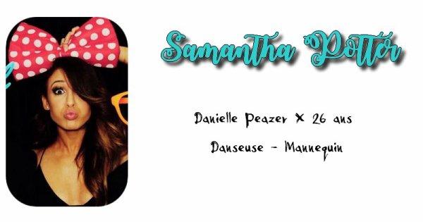 Samantha Potter.