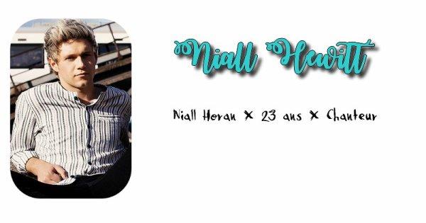 Niall Hewitt.