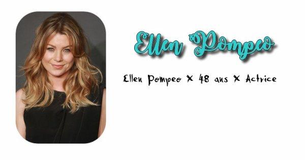 Ellen Pompeo.