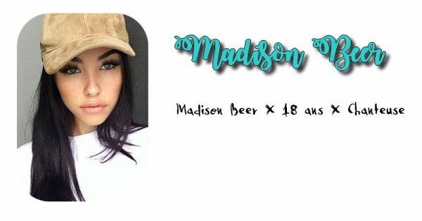 Madison Beer.