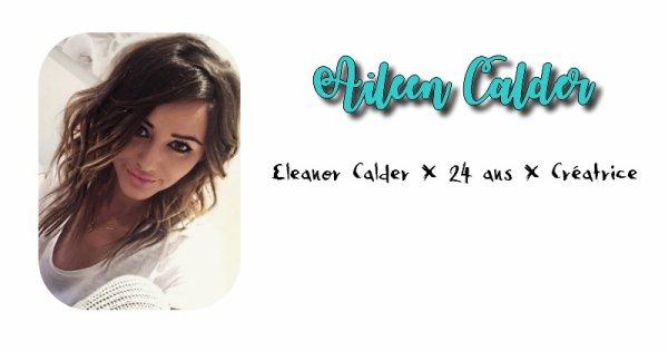 Aileen Calder.
