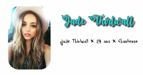 Jade Thirlball.
